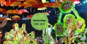 Paras Semarang di Gemerlap Semarang Night Carnival2017