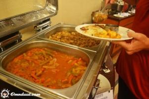 Makanan India, lupa namanya apa hehe