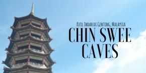 Chin Swee Caves : Kuil Indah yang BersejajarLangit