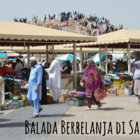 Balada Berbelanja di Saudi Arabia