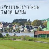 Dari A Sampai Z Panduan Pengajuan Visa Schengen di Kedutaan Besar Belanda Melalui VFS Global