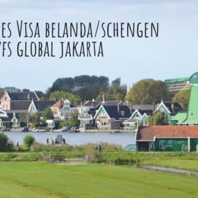Dari A Sampai Z Panduan Pengajuan Visa Schengen di Kedutaan Besar Belanda Melalui VFSGlobal