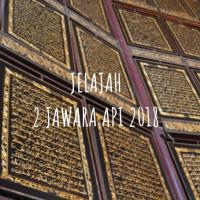 Jelajah 2 Jawara API 2018 di Palembang