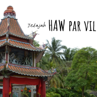 Mengintip Neraka di Haw Par Villa Singapura