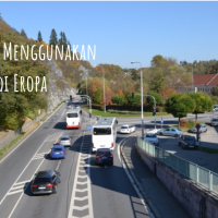 Pengalaman Menggunakan Bus di Eropa: Terjerembab di Heidelberg, Jerman