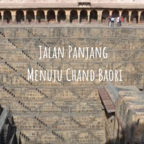 Mengejar Batman & Badman di ChandBaori