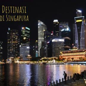 Ngegembel di Singapura, EmangBisa?