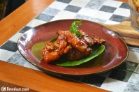 Chicken Wings Korean Sauce