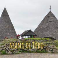 Selain di Wae Rebo, Rumah Kerucut Niang Juga Ada di Desa Todo, Loh!