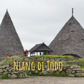 Selain di Wae Rebo, Rumah Kerucut Niang Juga Ada di Desa Todo,Loh!