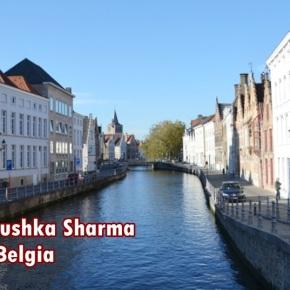 Gagal Bertemu Anuskha Sharma di Bruges,Belgia
