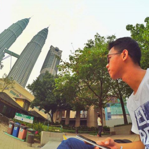 Agus di Kuala Lumpur