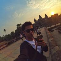 Agus di Kamboja