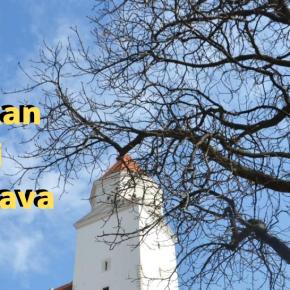 Blusukan Seru di Bratislava. Nggak Nyangka Eropa Bisa MurahJuga!