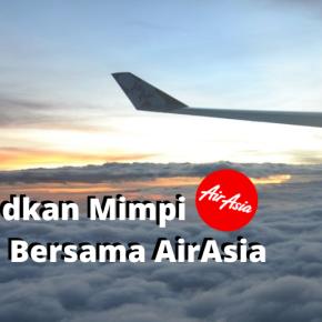 Bukti Bahagia Bersama AirAsia? Dua AntologiTercipta!