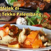 Merem Melek di Warung Tekko Palembang