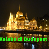 Menikmati Kelabu di Langit Budapest