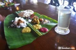Sadhya, makanan khas Kerala
