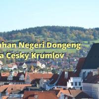 Setengah Hari di Cesky Krumlov: Mo Nanges!