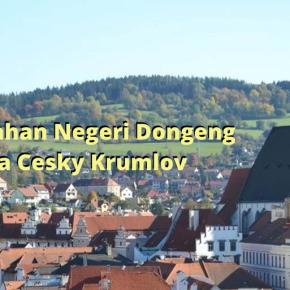 Setengah Hari di Cesky Krumlov: MoNanges!